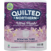 Quilted Northern Bathroom Tissue, Sweet Lilac & Vanilla, Ultra Plush, 3-Ply