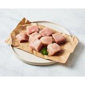 Pork Cubes For Chop Suey