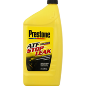 Prestone Automatic Transmission Fluid, ATF Plus! Stop Leak