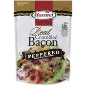Hormel Real Crumbled Peppered Bacon