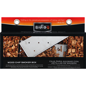Mr Bar B Q Smoker Box, Wood Chip