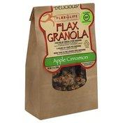 Flax4 Life Granola, Flax, Apple Cinnamon