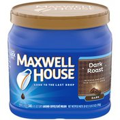 Maxwell House Dark Roast Ground Coffee