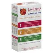 Ladibugs Lice Control, Elimination Kit
