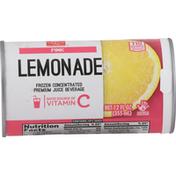 Harris Teeter Juice Beverage, Premium, Pink Lemonade