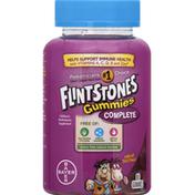 Flintstones Multivitamin, Complete, Children's, Gummies