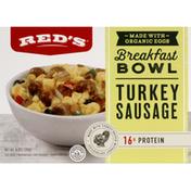 Reds Breakfast Bowl, Turkey Sausage