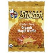 Honey Stinger Waffle, Gluten Free, Organic, Maple