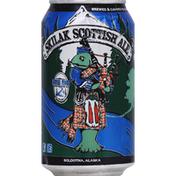 Kenai River Brewing Ale, Skilak Scottish