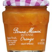 Bonne Maman Fruit Spread, Orange, Intense