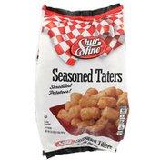 Shurfine Seasoned Taters Shredded Potatoes