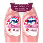 Dawn Dishwashing Liquid Dish Soap, Pomegranate and Rose Water