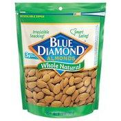 Blue Diamond Almonds Whole Natural Almonds