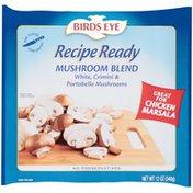 Birds Eye Recipe Ready Mushroom Blend Vegetables