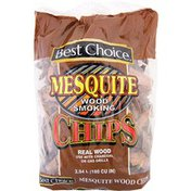 Best Choice Mesquite Wood Chips