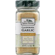 The Spice Hunter Garlic, California, Granulated