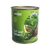 Meijer Cut Leaf Spinach