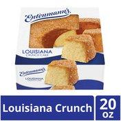 Entenmann's Louisiana Crunch Cake