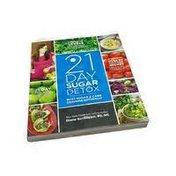 Nutri Books 21 Day Sugar Detox Paperback Book