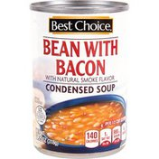 Best Choice Bean With Bacon, Condensed Soup