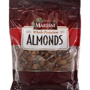 Mariani Almonds, Premium, Whole
