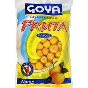 Goya Whole Nance Yellow Cherries Fruit