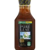 Pure Leaf Tea, Real Brewed, Unsweetened, Lemon Flavor