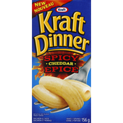 Kraft Macaroni & Cheese Dinner, Spicy Cheddar