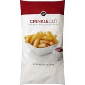 Publix French-Fried Potatoes, Crinkle Cut