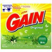 Gain with FreshLock Original Powder Detergent
