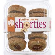 The Granola Factory Shortbread Cookies, Butter Pecan, Shorties
