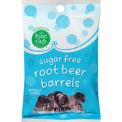 Food Club Root Beer Barrels, Sugar Free