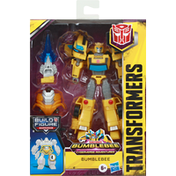 Hasbro Bumblebee, Transformers, Cyberverse Adventures, 6+