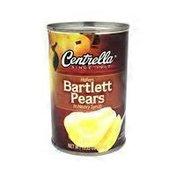Centrella Bartlett Pear Halves in Syrup