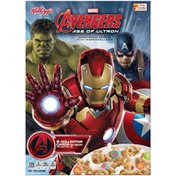 Kellogg's Marvel Avengers Age of Ultron Cereal