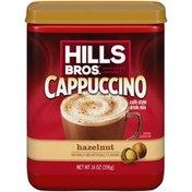 Hills Bros. Hazelnut Cappuccino Café Style Drink Mix