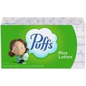 Puffs Lotion Facial Tissues