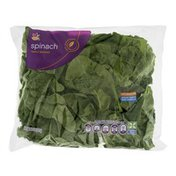 Ahold Spinach Triple Washed