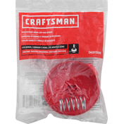 Craftsman Spool Cap and Spring, Replacement