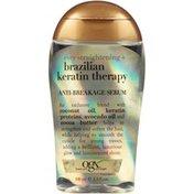 OGX Ever Straightening + Brazilian Keratin Therapy Anti-Breakage Serum