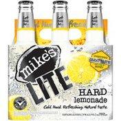 Mike's Lite Hard Lemonade Lite Hard Lemonade Malt Beverage