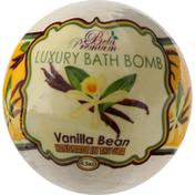 Bela Bath Bomb, Luxury, Vanilla Bean