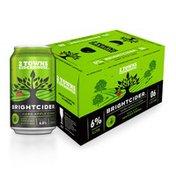 2 Towns Ciderhouse BrightCider 6-Pack - Hard Apple Cider