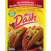 Mrs. Dash Taco Seasoning Mix