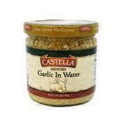 Castella Minced Garlic In Water
