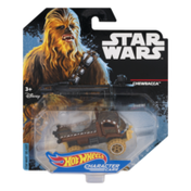 Hot Wheels Star Wars Character Cars Chewbacca