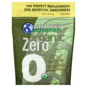 Wholesome Zero Calorie Sweetener, Organic Zero