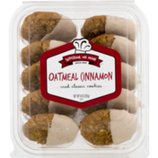 Superior On Main Cookies, Iced Classic, Oatmeal Cinnamon, Carton