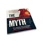 Fair Winds Press The Great Cholesterol Myth Paperback