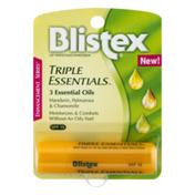 Blistex Triple Essentials Lip Protectant/Sunscreen SPF 15
